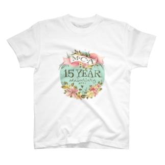 MCA15周年 T-Shirt