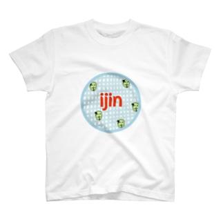 ijin Tシャツ(ODA) T-shirts