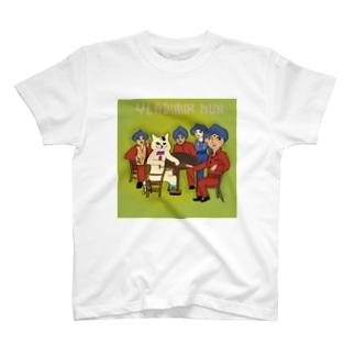 ウラジミールくん T-shirts