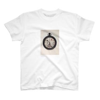 時計 T-shirts