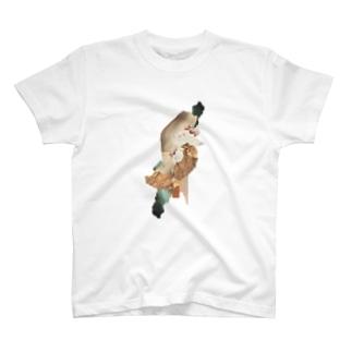 圧縮/限界 T-shirts