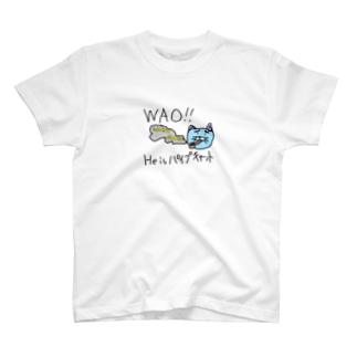 パイプキャット T-shirts