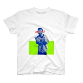 こうはいぐらふてぃ T-shirts