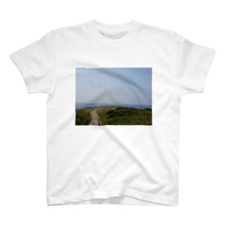 角島 T-shirts