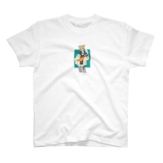 虎ガール T-shirts