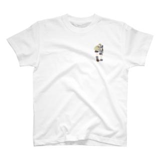 はいチーズ!な2人 T-shirts