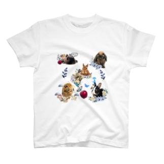 夏のうさこ達 T-shirts