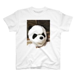 俺はパンダ T-shirts