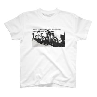 oka__のbike T-Shirt