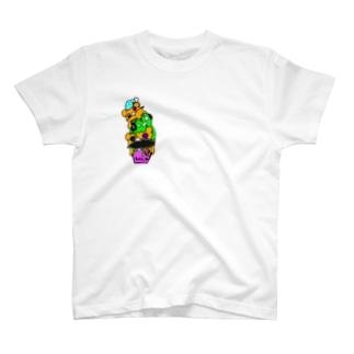 ねむちぃーわん T-shirts