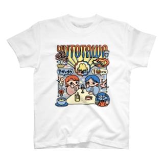 ゆとフェスTシャツ T-shirts
