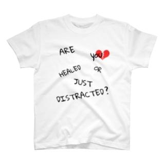 心の傷 T-shirts