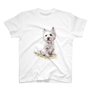 ウェスティ2 T-Shirt