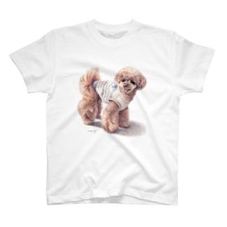 プードル8 T-Shirt