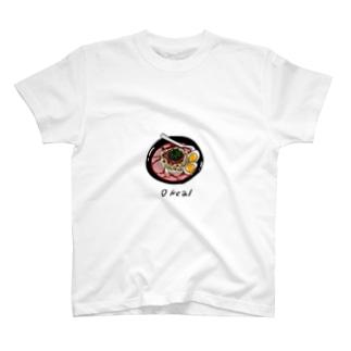 0カロリー担々麺 T-shirts