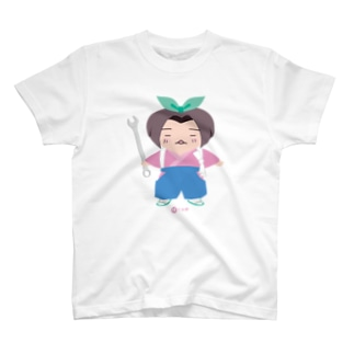 桃寸法師 T-shirts