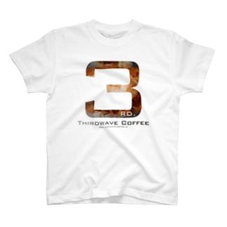 ポリゴンコーヒー2 T-shirts