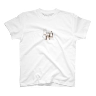 きねんしゃしん T-shirts