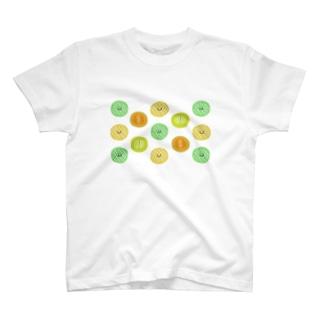 2色のメロンくん T-shirts