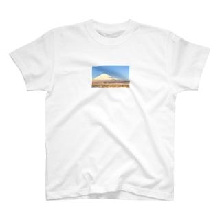 龍雲と黒龍による双龍開運グッズ T-shirts