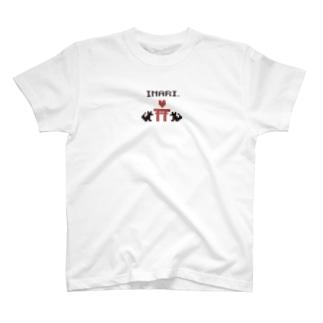I LOVE INARI T-shirts