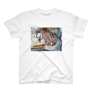 コトバトココロ T-shirts