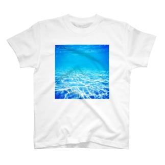 沖縄の海 T-shirts