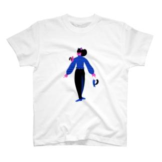 リス使い T-shirts