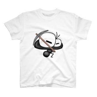 ワン太フルのTシャツ屋さんのありんこ君 つるはし T-shirts