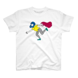 レギンス一丁 T-shirts