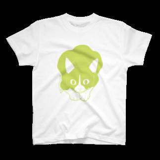 ねこねこ横丁のかまえるせんちゃん(新久千映先生) T-shirts