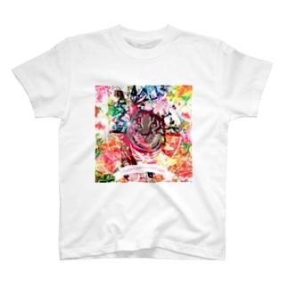尊いお猫様 T-shirts