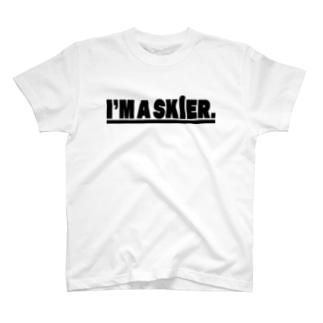 I'm a skier. T-shirts