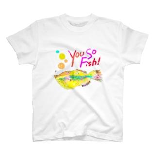 You So Fish T-shirts