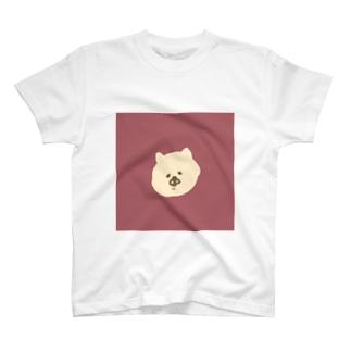 シンプルけむT T-shirts