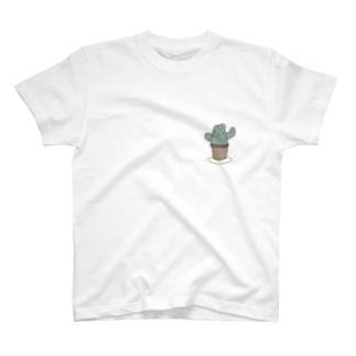 サボテンちゃん T-shirts
