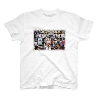 588おじさんグッズ T-shirts