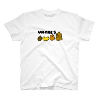 うんちーず T-shirts