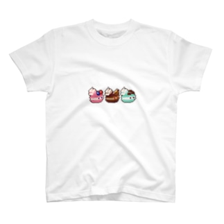 ドット絵マカツムリ T-Shirt