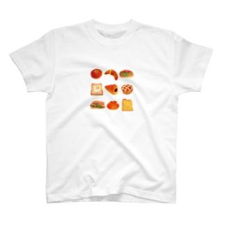 パン9(ちょい小さめ) T-shirts
