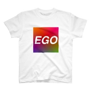 EGOシリーズ T-shirts