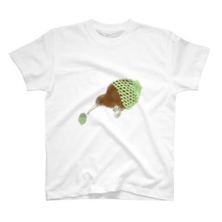 キウイとキウイフルーツ T-shirts