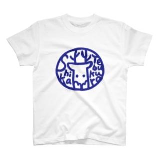 ニューシカテTシャツ T-shirts