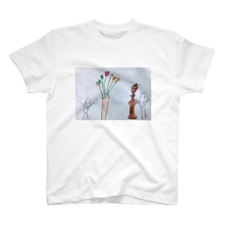 こどものえ T-shirts