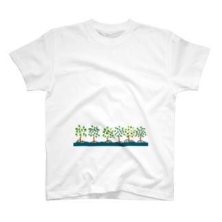 マングローブ T-shirts