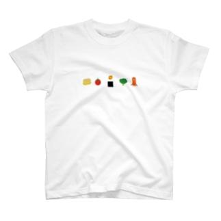にぎレモン T-shirts