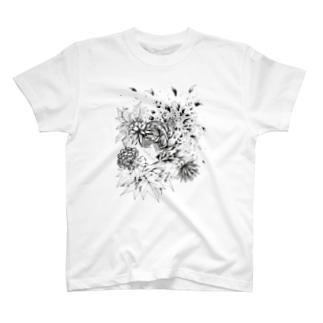 泡沫(うたかた) T-shirts