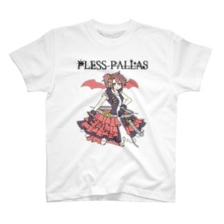 PLESS-PALLAS★那最ロゴ入り T-shirts