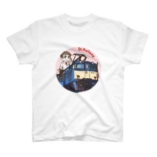 鉄道博士 / Dr.Railwayの鉄道博士 EF63 T-shirts