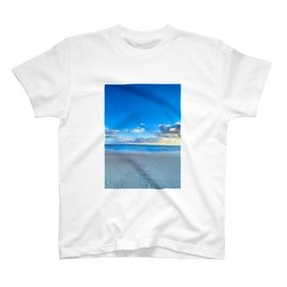 うみべ T-shirts